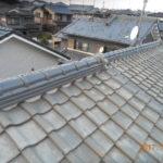 Y様邸 屋根棟瓦積み替え・内装床板リフォーム工事